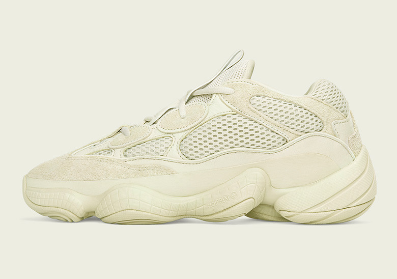 adidas Yeezy 500 «Super Moon Yellow»