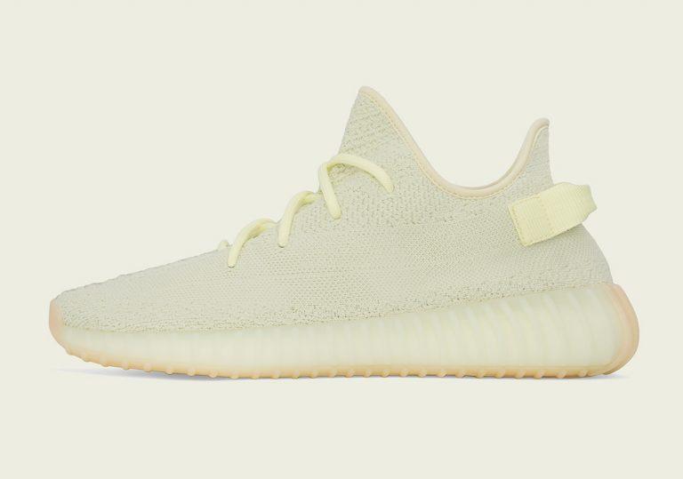 Обзор adidas Yeezy Boost 350 v2 «Butter»