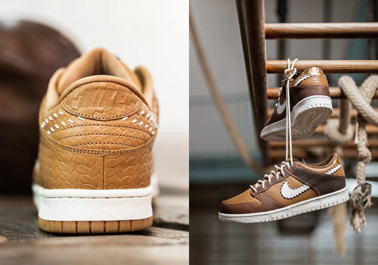 Nike выпустит лимитированную модель кроссовок в честь старейшей баскетбольной площадки в мире