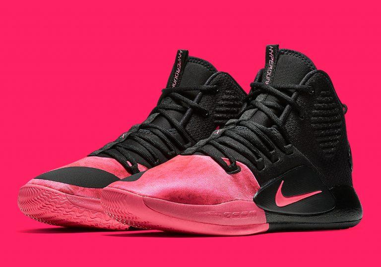 Знакомьтесь: Nike Hyperdunk X Kay Yow