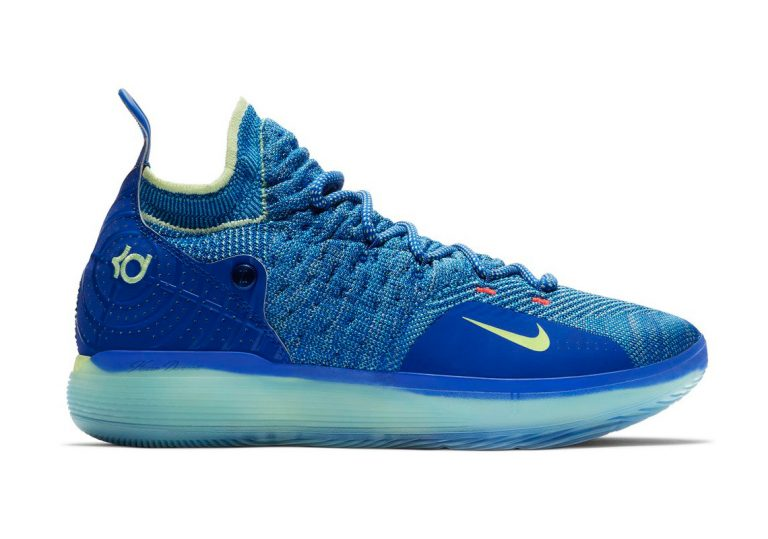 Представляем Nike KD 11