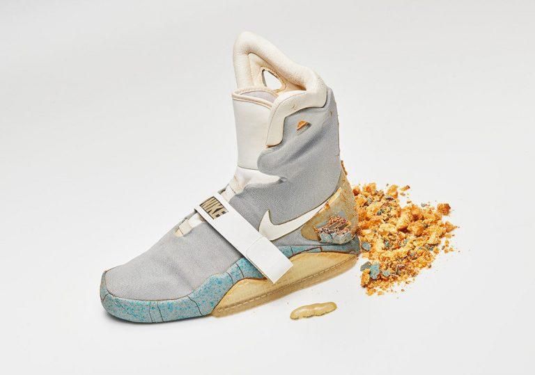 Подлинные Nike Mag из «Назад в Будущее-2» выставлены на продажу
