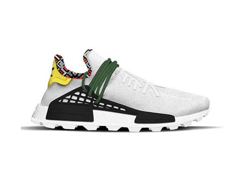 Pharrell adidas Originals NMD Hu Inspiration