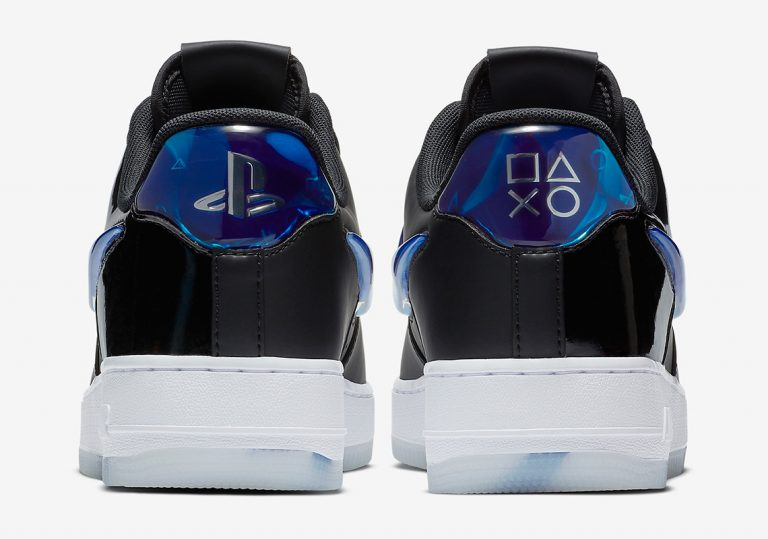 Официальные фото Sony PlayStation x Nike Air Force 1 Low