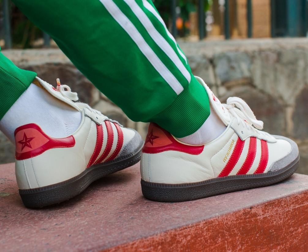 Кроссовки adidas Samba OG Лужники
