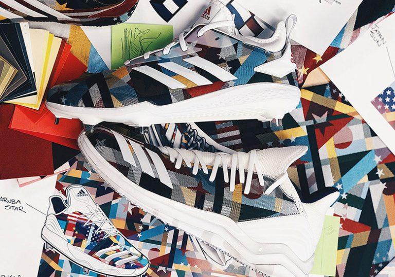 Новые бейсболки Nations от adidas: все флаги в гости к нам!
