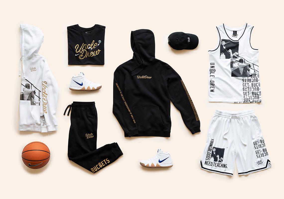 Nike Kyrie 4 «Uncle Drew»