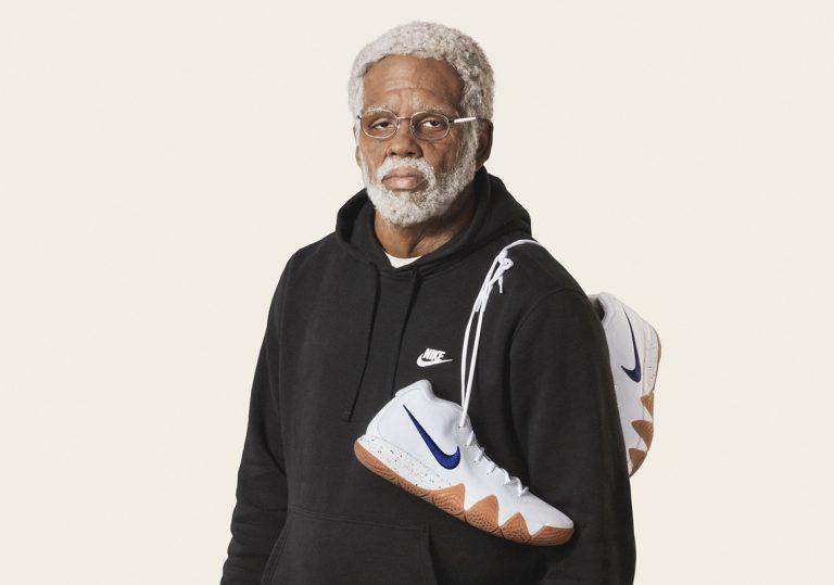 Обзор кроссовок Nike Kyrie 4 «Uncle Drew» (Дядя Дрю)