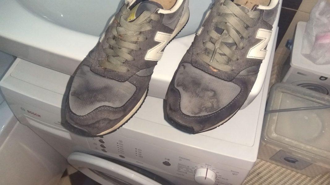 Как стирать кроссовки в стиральной машине автомат