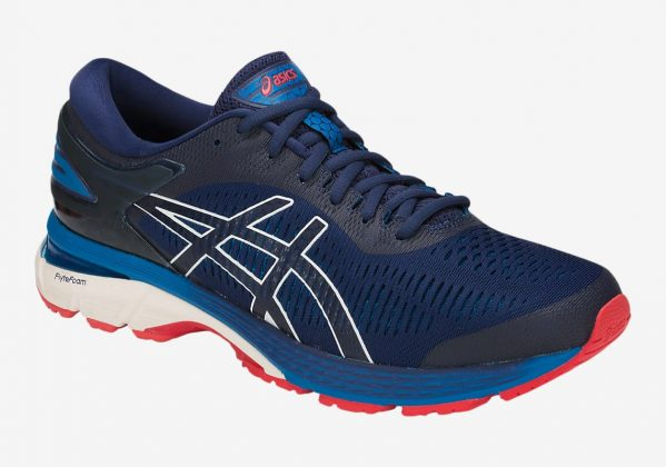 Asics GEL Kayano 25 Indigo Blue/White