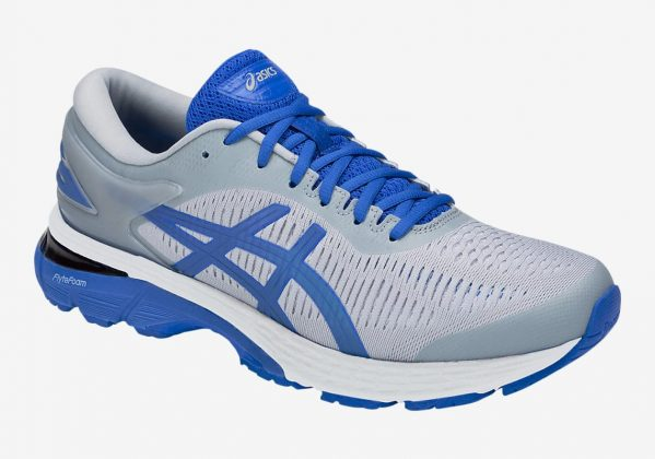Asics GEL Kayano 25 Mid Grey/Illusion Blue