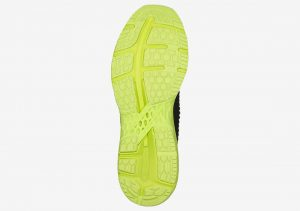 Asics GEL Kayano 25 Black/Neon Lime