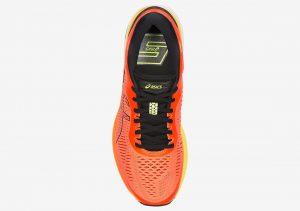 Asics GEL Kayano 25 Shocking Orange/Black