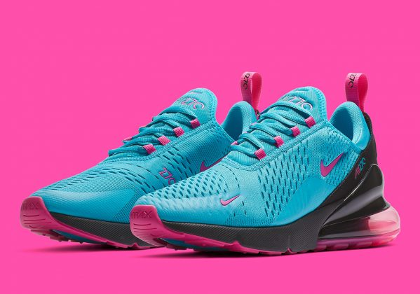 Nike Air Max 270 Blue/Laser Black