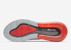 Nike Air Max 270 Wolf Grey/University Red-Ember Glow-Cool Grey-Black-White