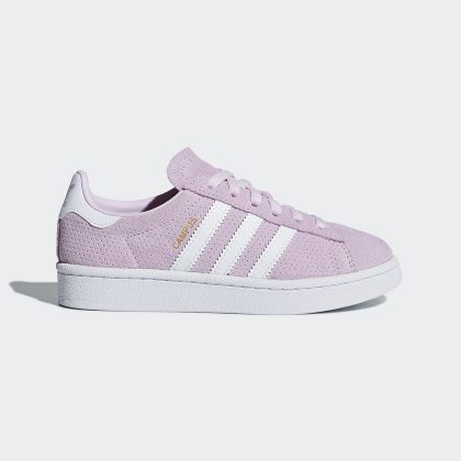 adidas Campus Pink White