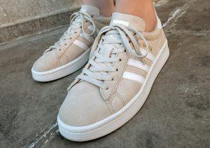 adidas Campus Grey White
