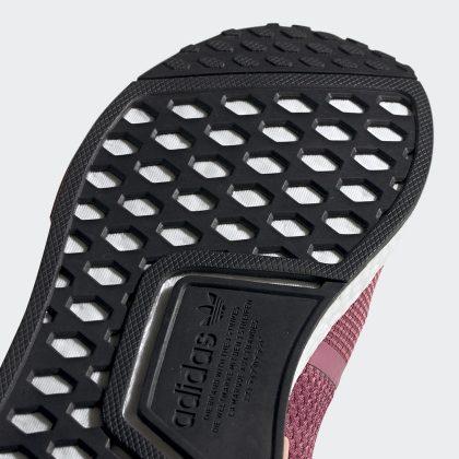 adidas NMD_R1 adidas NMD_R1-trace maroon-trace pink F17