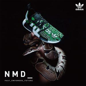 Adidas NMD R1 G-SNK