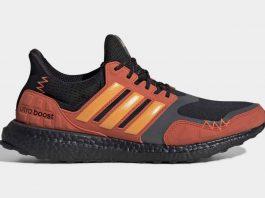 Adidas Ultra Boost S&L Flash Orange