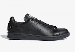 adidas-stan-smith-raf-simons-black