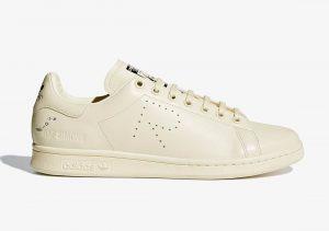 adidas-stan-smith-raf-simons-tacros-core white-collegiate brown