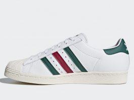 adidas-superstar-italian-white-collegiate green-mystery ruby