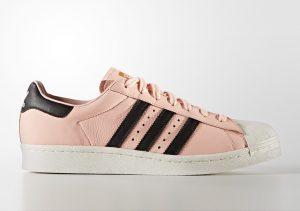 adidas-superstar-light pink-black-white