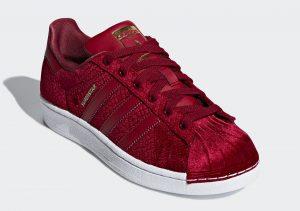 adidas-superstar-noble maroon-crimson-white