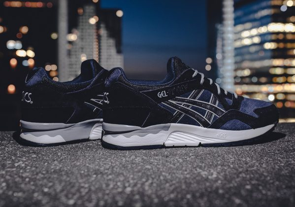 Asics QS Midnight Blue Gel Lyte V