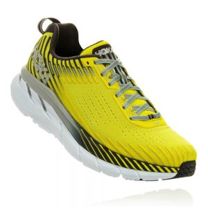 hoka-one-one-clifton-5-yellow