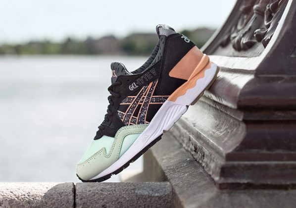 asics-gel-lyte-v-black-green-orange-white