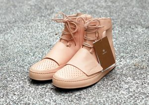 Adidas Yeezy Boost 750 Tan Leather