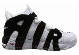 Nike Air More Uptempo Schwarz,Weiss