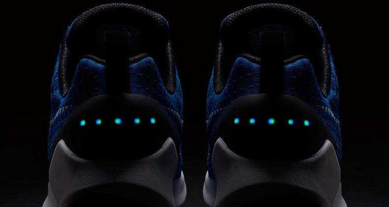 Nike HyperAdapt 1.0 Black Blue Lagoon