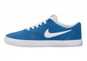 Nike SB Check Solarsoft Blue