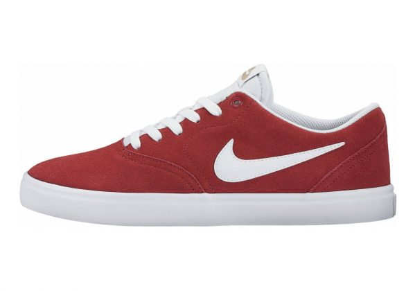 Nike SB Check Solarsoft Red