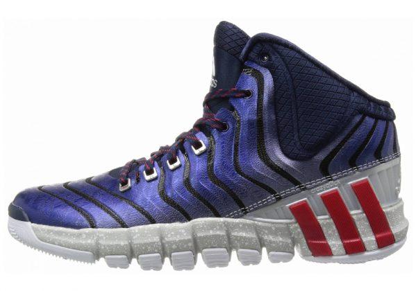 Adidas AdiPure CrazyQuick 2 Blau (Collegiate Navy / Light Scarlet