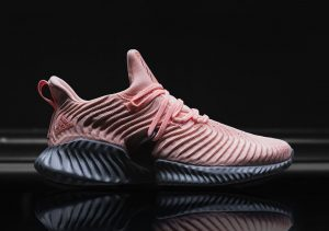 Adidas AlphaBounce Instinct Clear Orange/Chalk Coral/Hi Res Aqua
