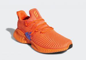 Adidas AlphaBounce Instinct Solar Red/Hi-res Orange/Hi-res Blue