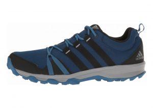 Adidas Tracerocker Blau (Azumis/Negbas/Gris Azumis/Negbas/Gris)