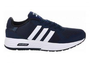 Adidas Cloudfoam Flyer Mehrfarbig (White, Blue 001)