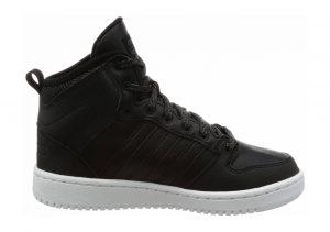Adidas Cloudfoam Hoops Winter Mid Zwart