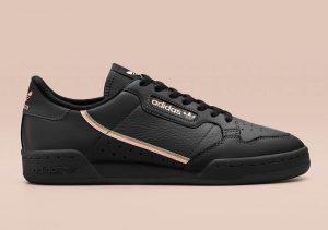 Adidas Continental 80 Black Pink