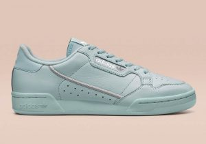 Adidas Continental 80 Blue Grey