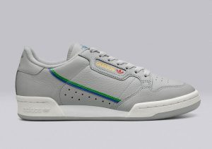 Adidas Continental 80 Grey Green