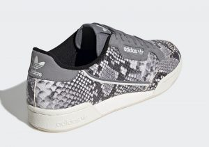 Adidas Continental 80 Python Grey