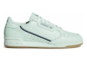 Adidas Continental 80 Vert (Ice Mint/Collegiate Navy/Grey Ice Mint/Collegiate Navy/Grey)