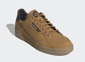 adidas Continental 80 Wheat