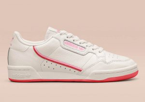 Adidas Continental 80 White Pink